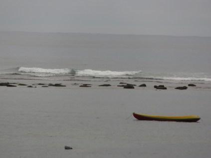 Boat at Sanur Beach