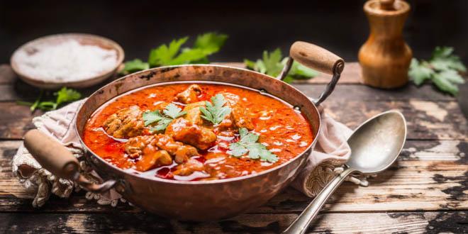 Hot Eastern European Foods
