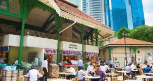4 Dishes to Try in the Hawker Centers in Singapore