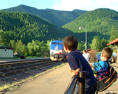 Travel For Kids See America By Train
