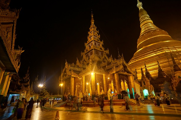 best places to see in burma
