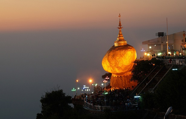 myanmar must visit places