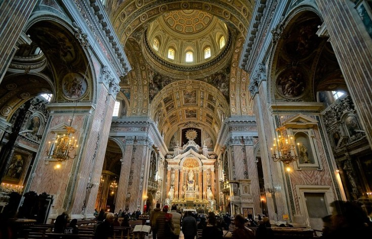 naples must see places