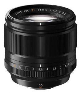 fujifilm x-t2 which lens