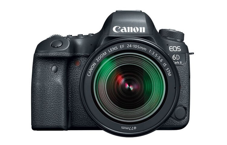 what lenses for Canon 6D Mark II