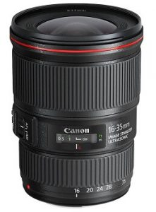 which lens for Canon 6D Mark II