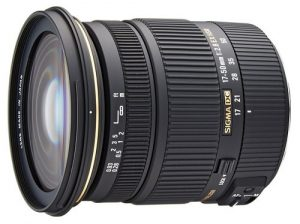 which lens for Canon EOS 750D