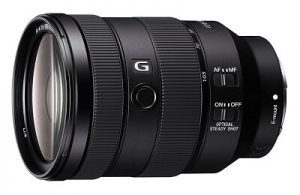 which lens for sony a7ii