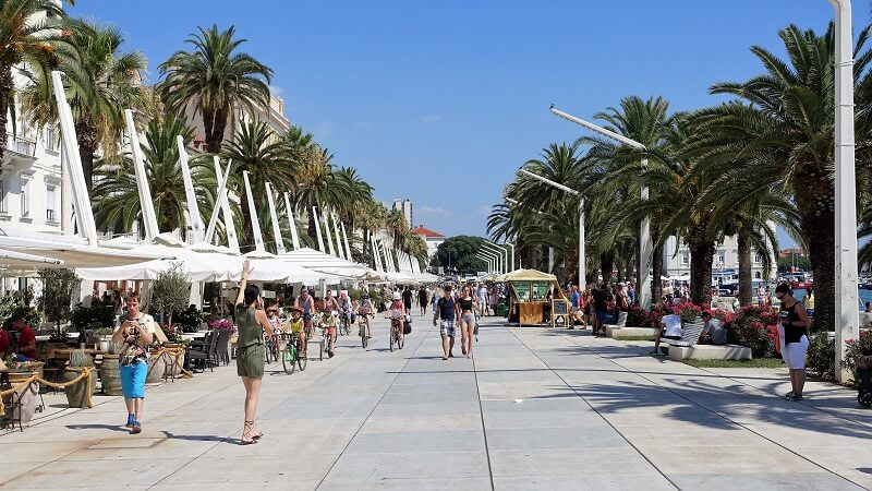 Split croatia must see