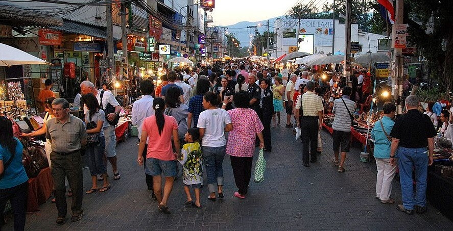 chiang mai tourist attractions