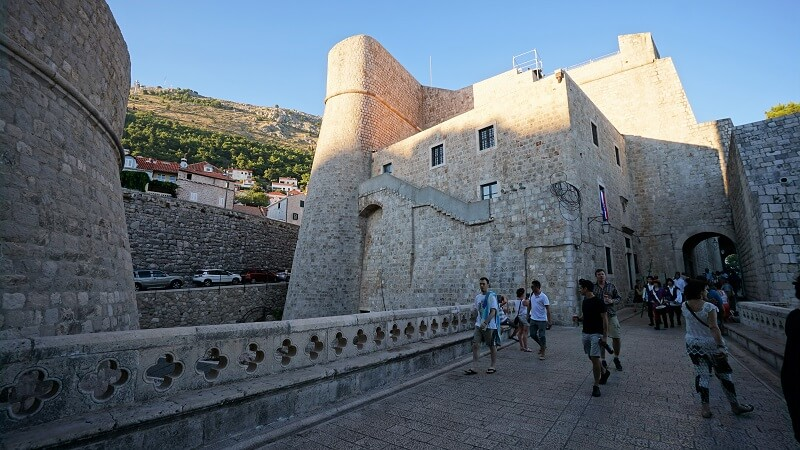 places to visit in dubrovnik
