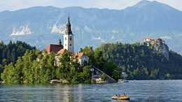 how to get to lake bled