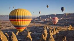 cappadocia air balloon ride