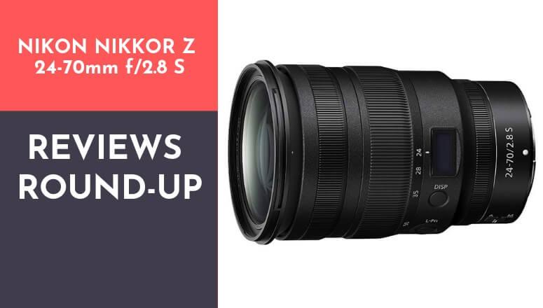 Nikon Nikkor Z 24-70mm f2.8 S review
