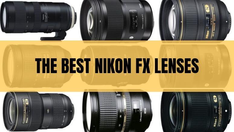 best nikon fx lenses full frame