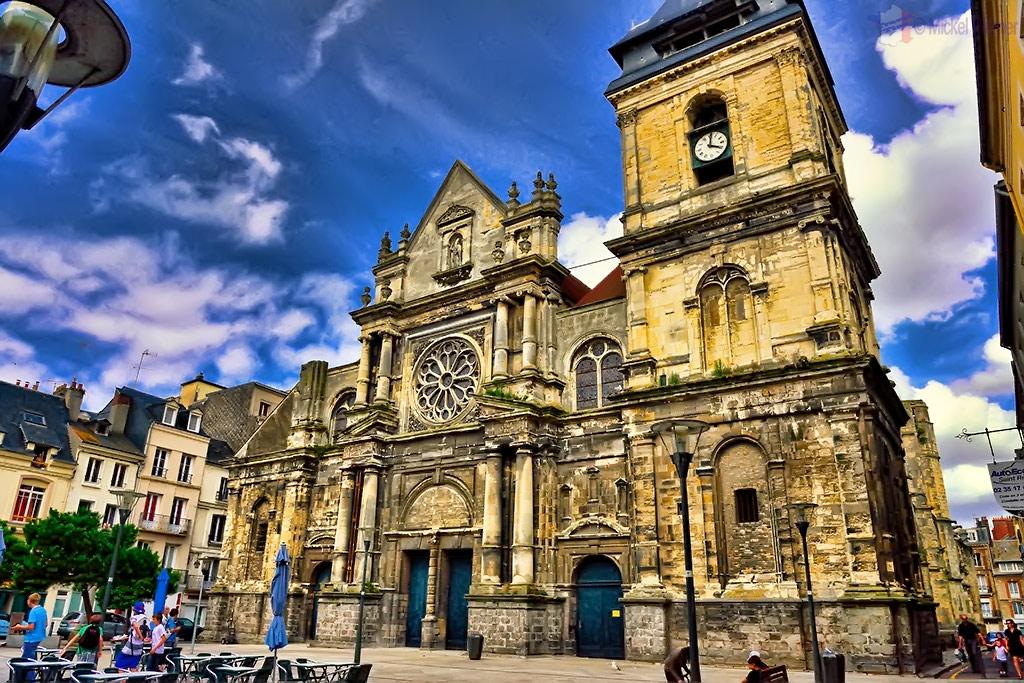 Saint-Remy church of Dieppe