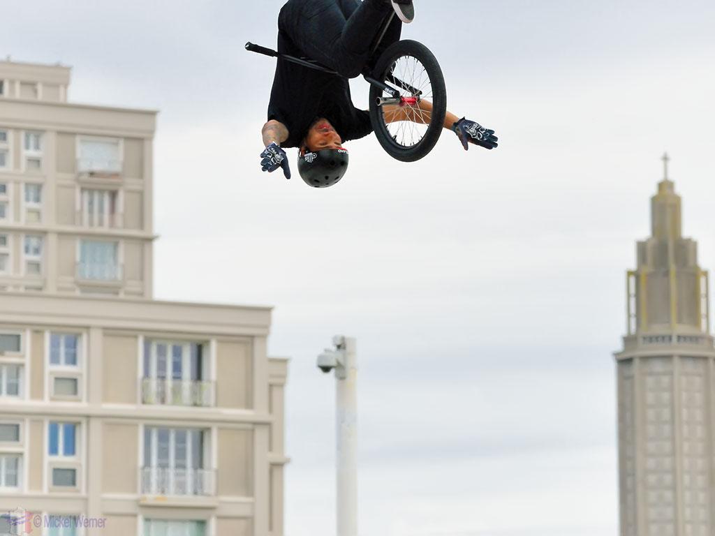 Le Havre skatepark competition