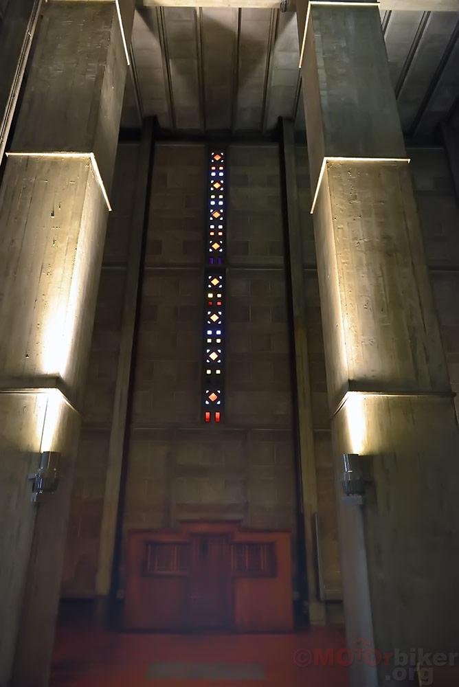 St. Joseph church confession booth