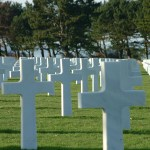 Omaha Beach Cemetery - Introduction