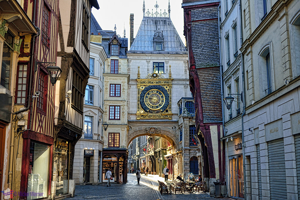 The Big Clock of Rouen