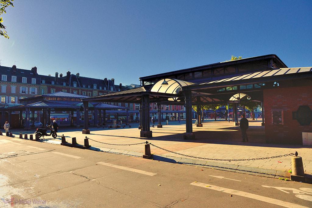 new Rouen market