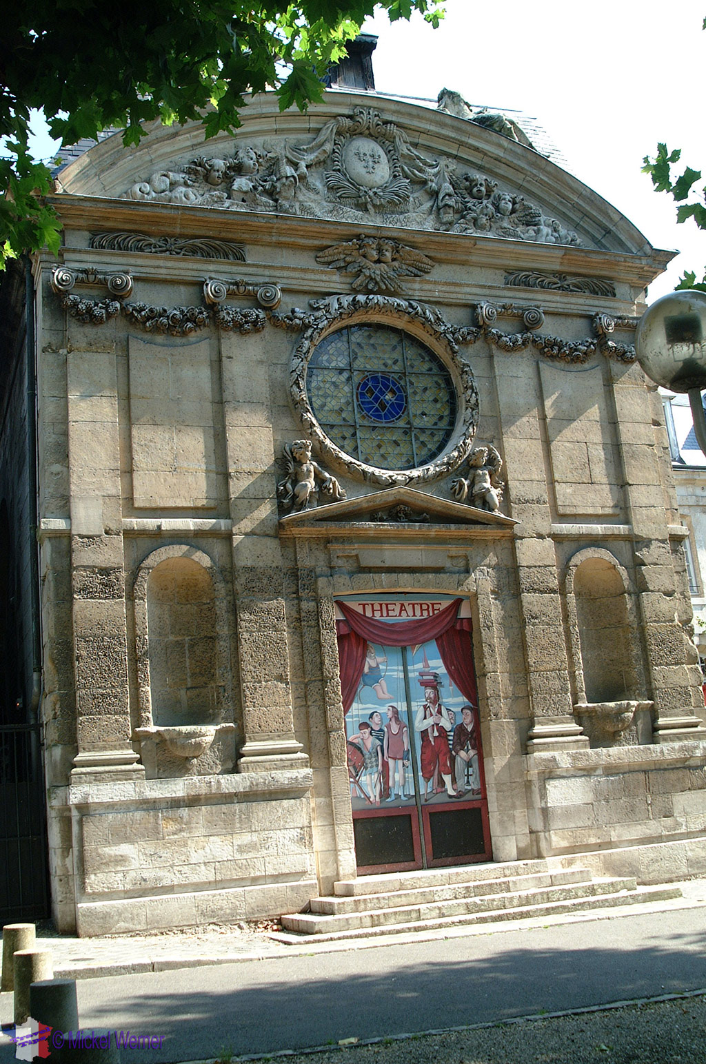 Small theatre in Rouen