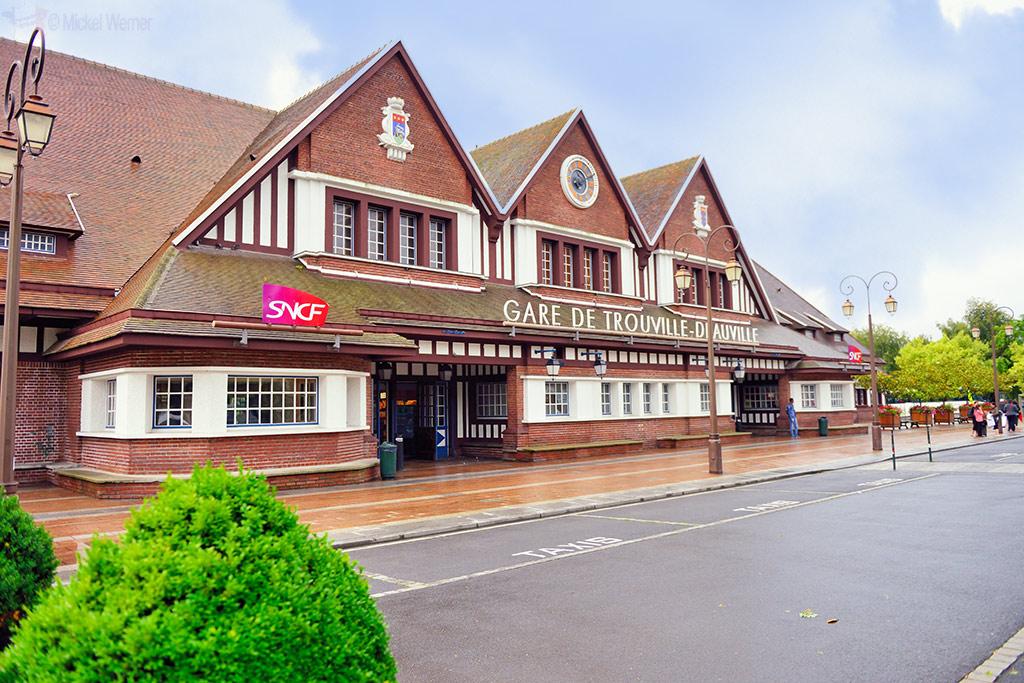Trouville-sur-Mer/Deauville railway station