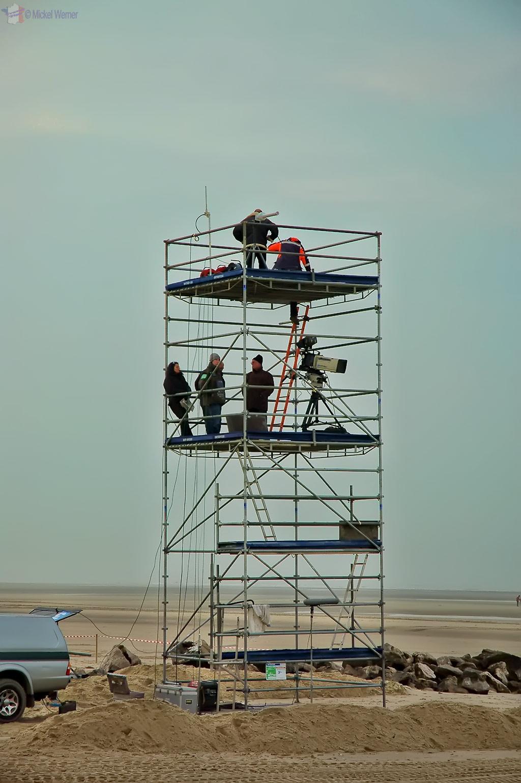 TV Tower at Le Touquet Enduropale