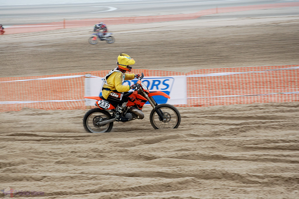 Funny costumes at Le Touquet Enduropale