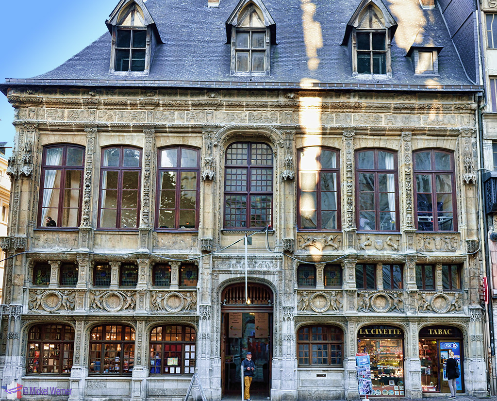 Tourist office in Rouen