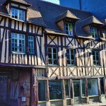 Rouen - Some of the Houses