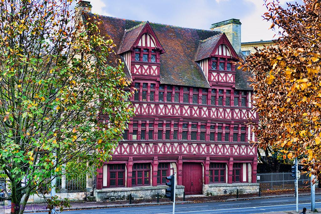 Maison des Quatrans in Caen