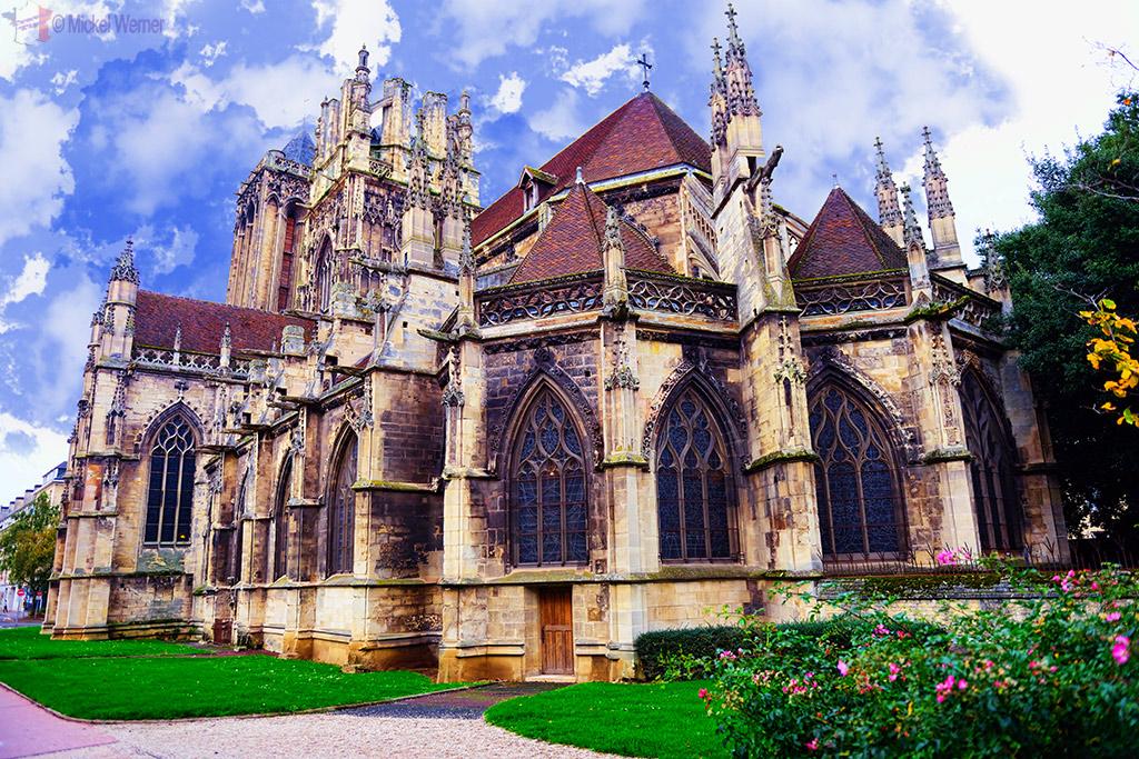 Saint-Jean Church of Caen