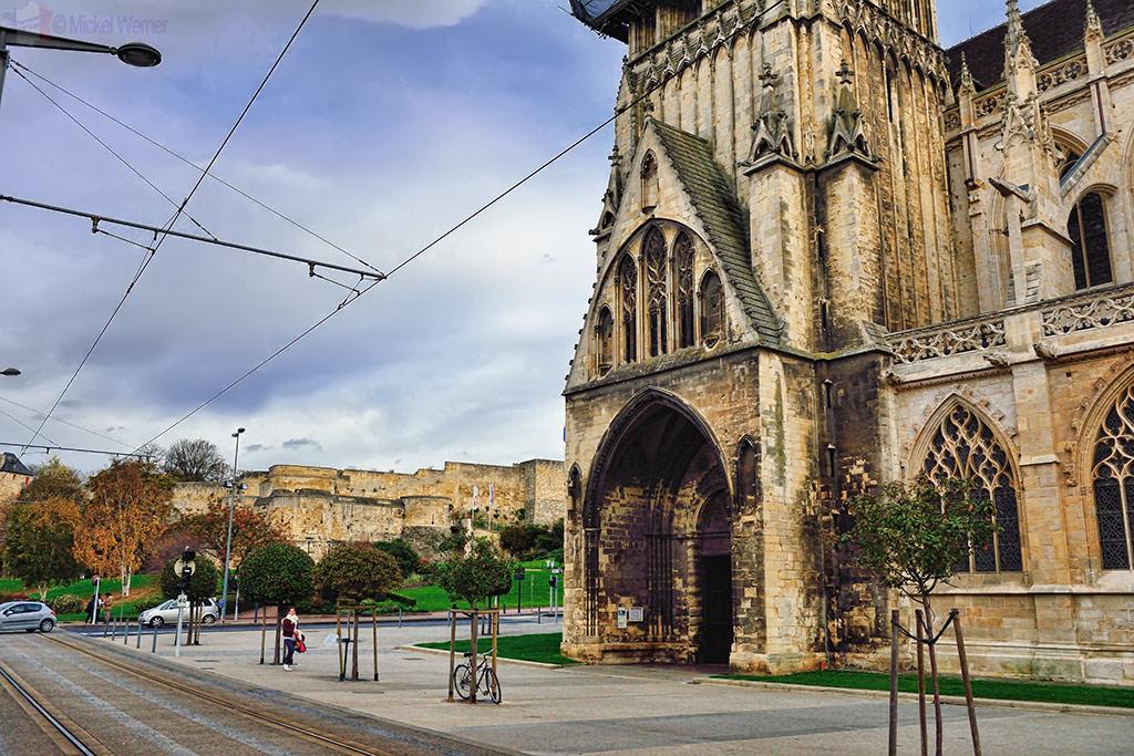 Saint-Pierre Church of Caen