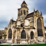 Caen - Some Of The Churches