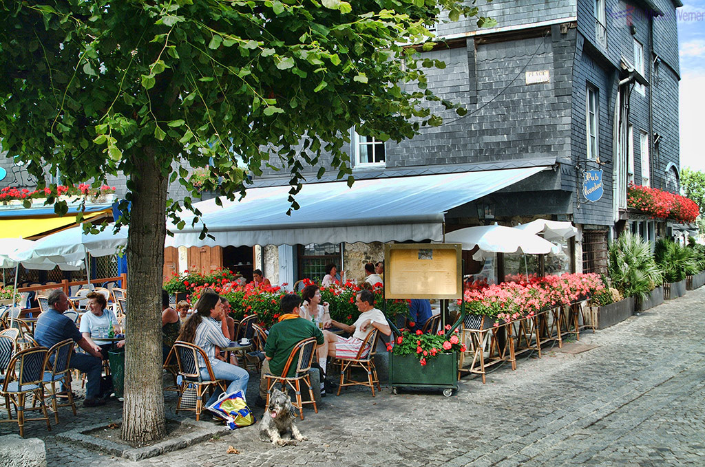 Restaurants of Honfleur