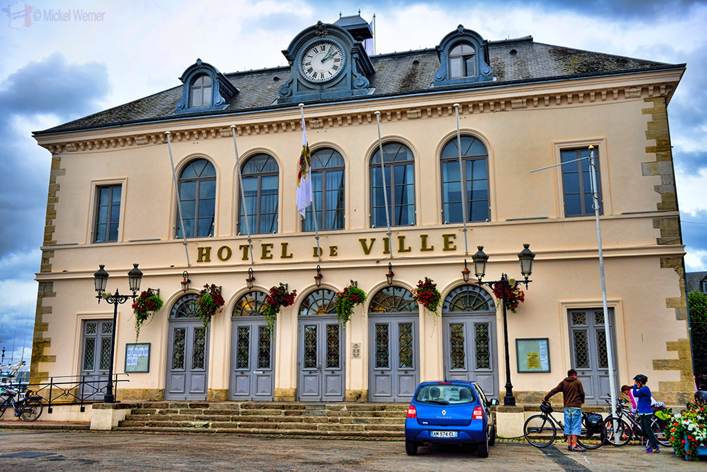 Town Hall of Honfleur
