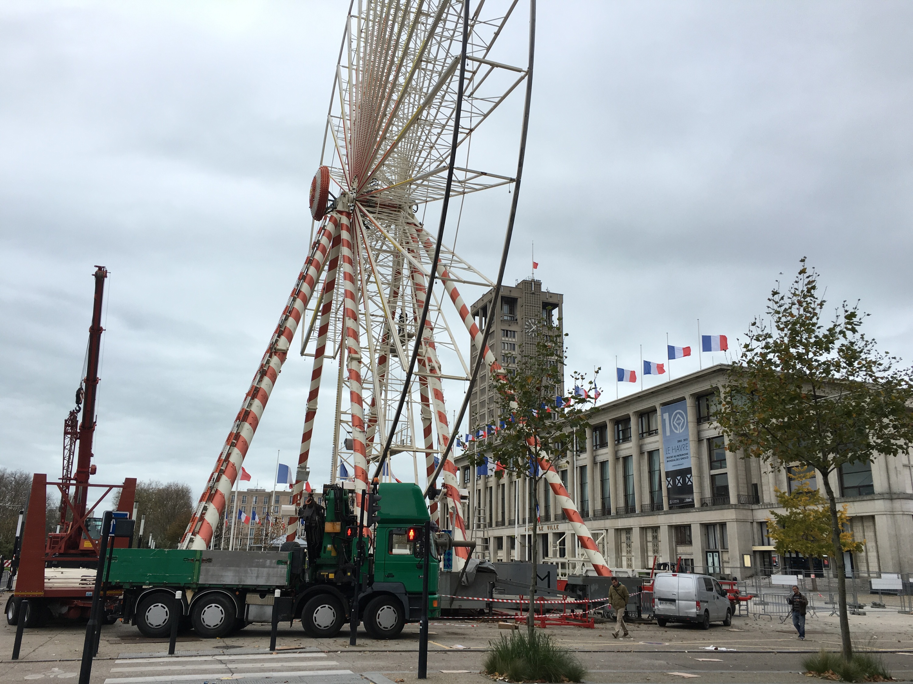The Christmas Ferris Wheel