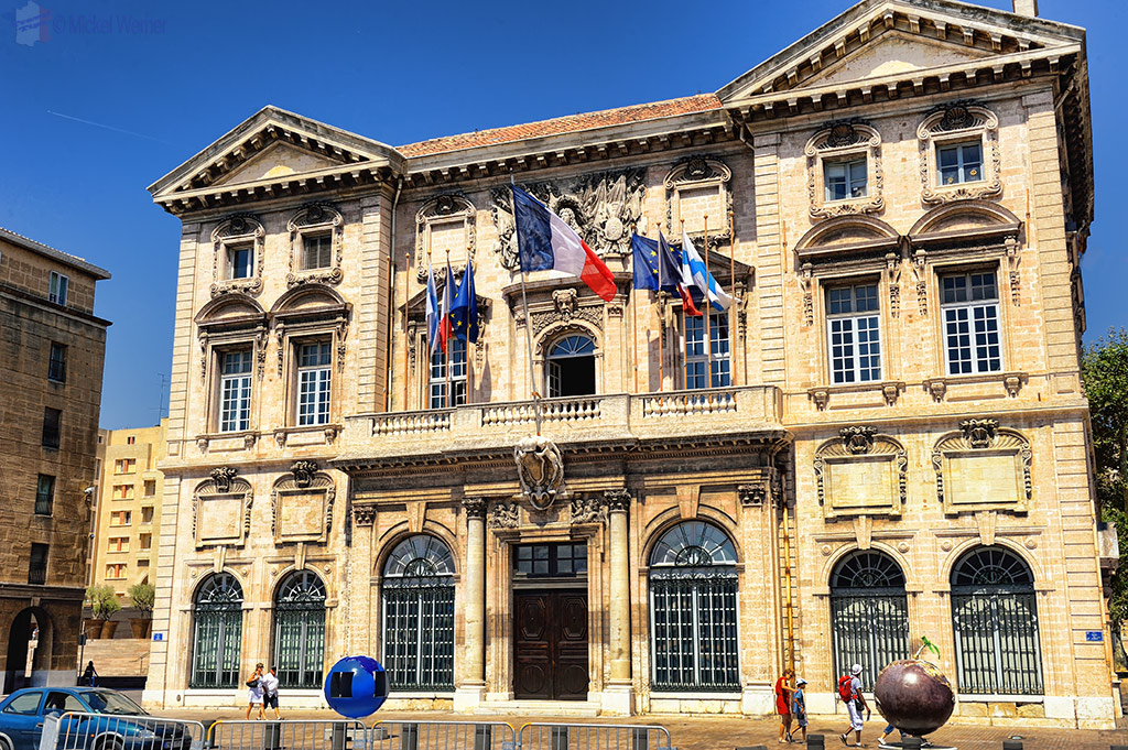 Marseilles City Hall (Mairie)