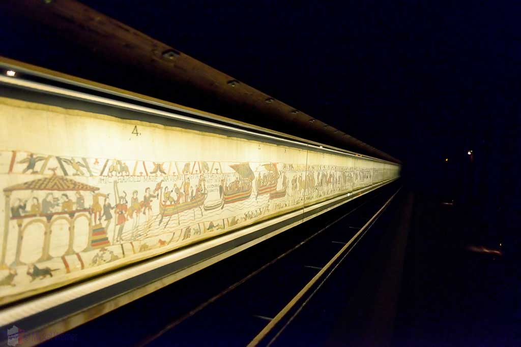 The tapestry of Bayeux
