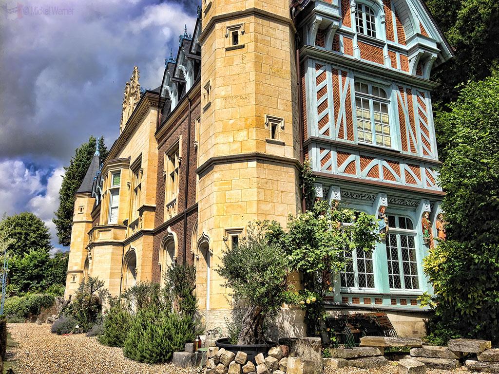 Caudebec-en-Caux – Restaurants – Le Manoir de Retival