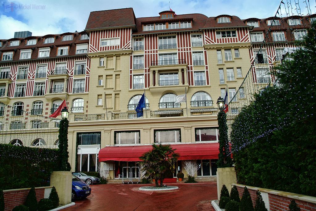 Hotel Royal of Deauville