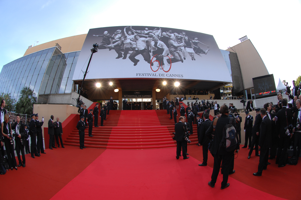 Cannes International Film Festival Red Carpet Steps (c) Cannes Festival