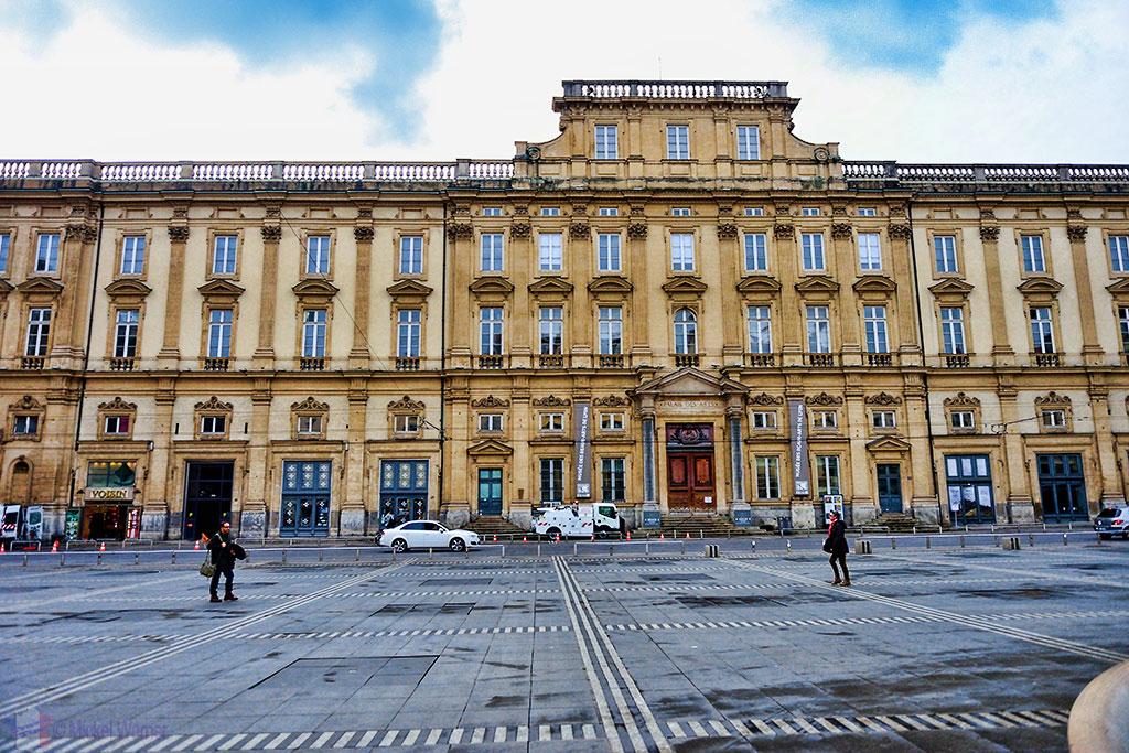 Museum of Fine Arts of Lyon (Musee des beaux-arts de Lyon)