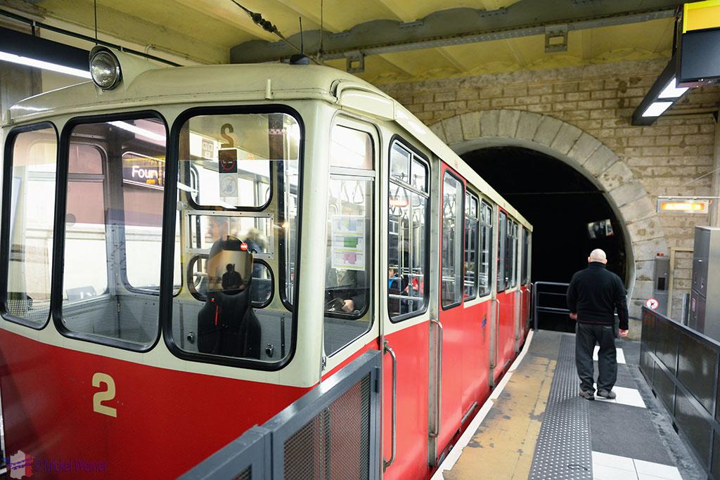 Lyon Transportation - Funiculare