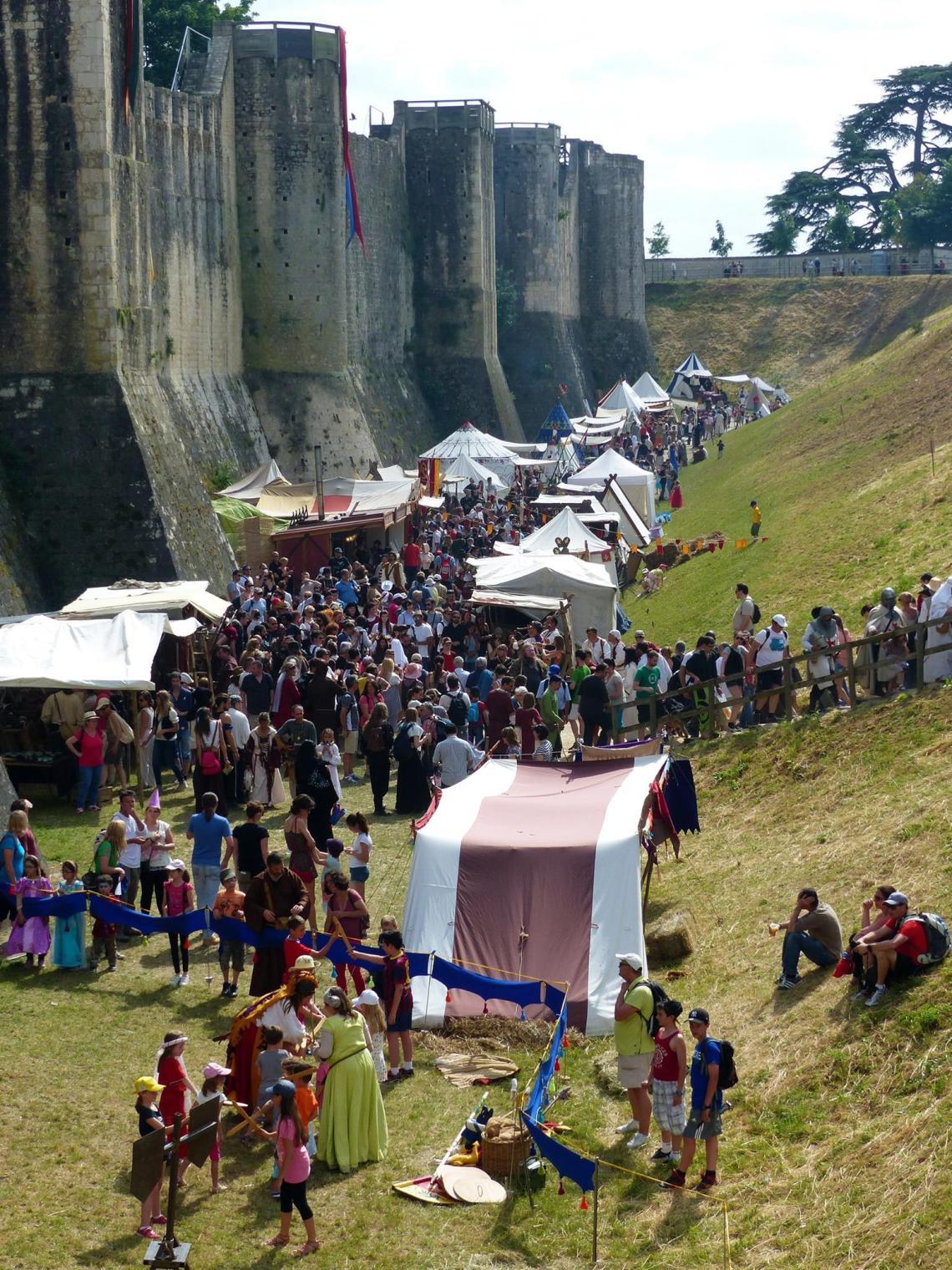 Provins Medieval Festival (c) Provins