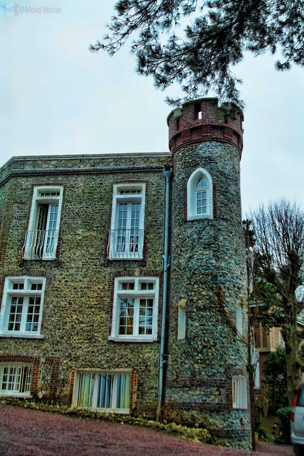 Domaine Saint Clair - Le Donjon Hotel Castle in Etretat