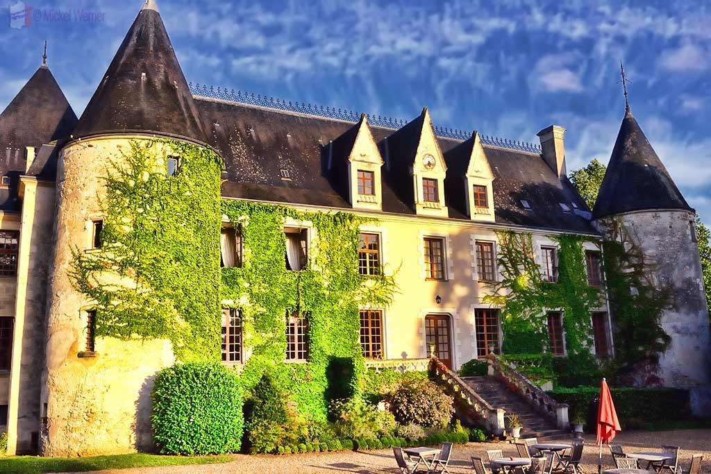 Reignac sur Indre Castle – Chateau de Reignac