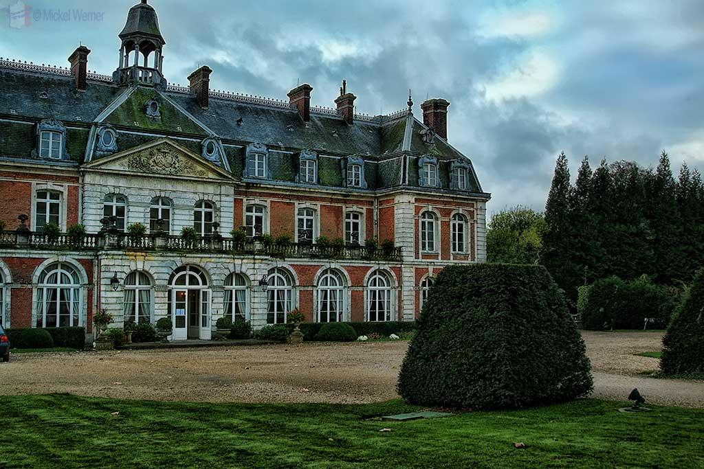 Villequier Castle – Chateau de Villequier