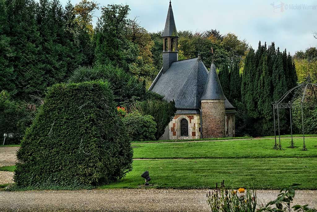 Capel of the Chateau de Villequier at Villequier